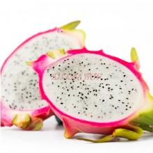 七果果 越南白心火龙果1斤【3斤起拍,只多不少】 毁包赔 进口新鲜水果 堪比红心火龙果