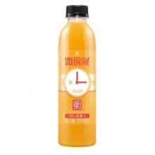 统一 微食刻(衡)100%果蔬汁 280ml/瓶
