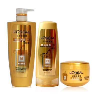L'OREAL/欧莱雅 洗发护发套装