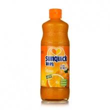 新的橙味浓缩水果饮料 840ml 洋酒 鸡尾酒必备辅料
