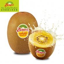 佳沛新西兰阳光金奇异果12个/进口猕猴桃/新鲜水果
