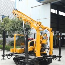 XYD-200履带式全液压岩心取样地质勘探钻机液压水井钻机优质供应