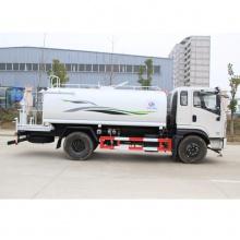 东风专用底盘新款驾驶室12方洒水车东风145大型绿化洒水车