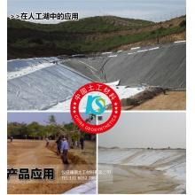 水产养殖膜土工膜 两布一膜人工湖防渗复合土工膜