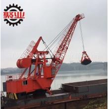供应码头船用起重机 码头船用浮式起重机 定制船用吊机