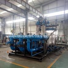 电厂用生水加热器 螺旋缠绕式换热器 管壳式换热器水处理换热设备