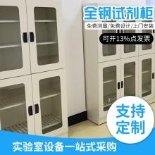 各类全钢试剂柜实验室专用柜 医院药柜化工实验设备质保一年