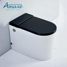 一体式节水型免插电家用静音陶瓷脉冲智能马桶无水箱小户型坐便器